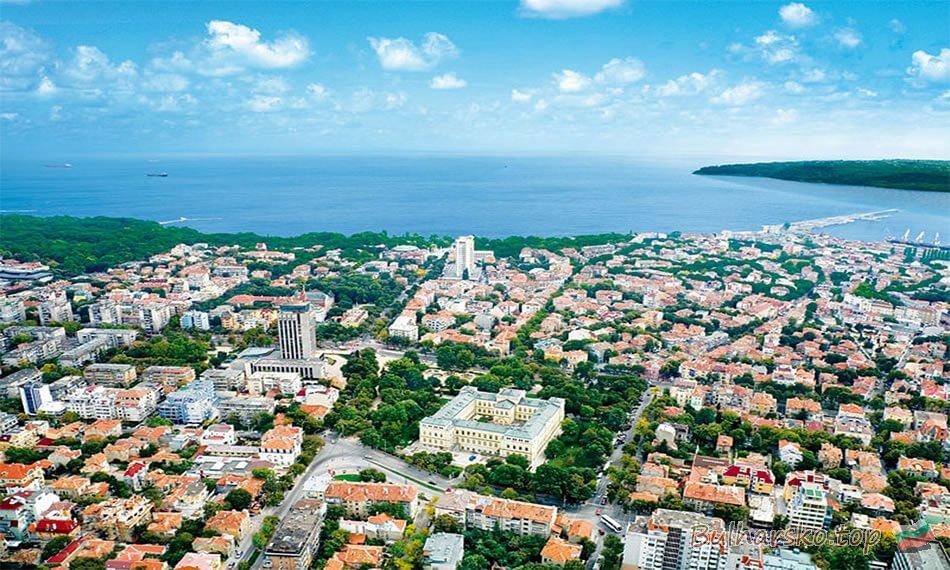 Prímorske mesto Varna