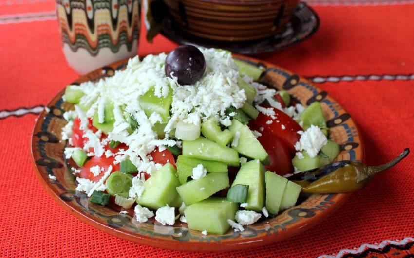 bulharsko jedlo