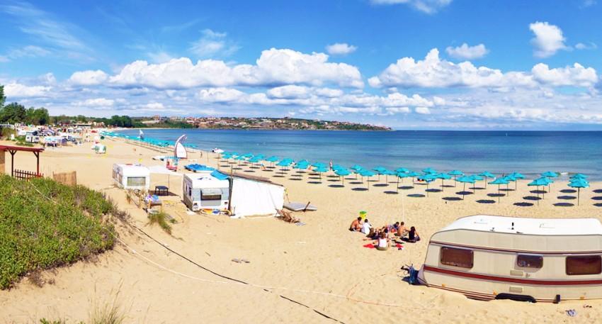 sozopol pláž