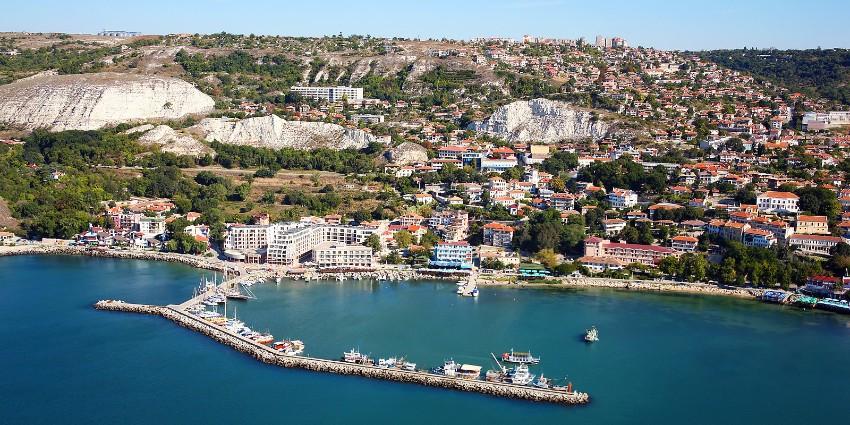 Historické mestečko Balčik