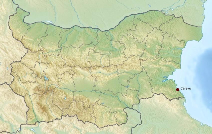 carevo mapa
