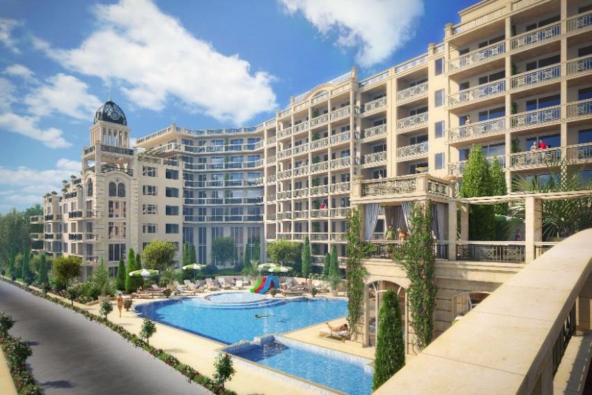 Pomorie Bulharsko hotel