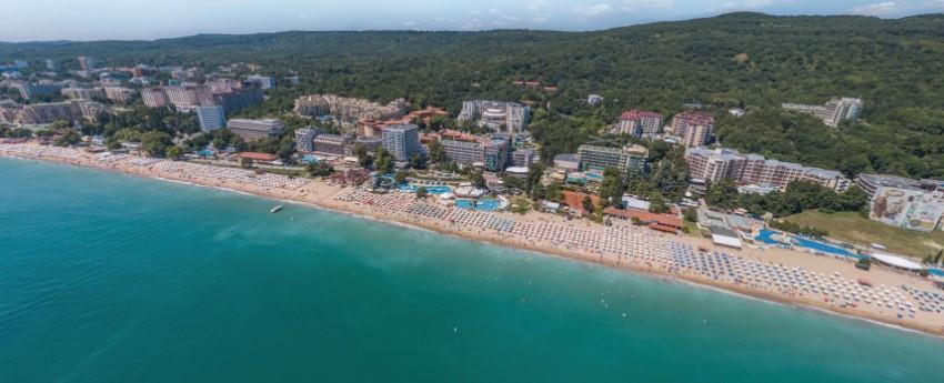 Zlaté Piesky Bulharsko