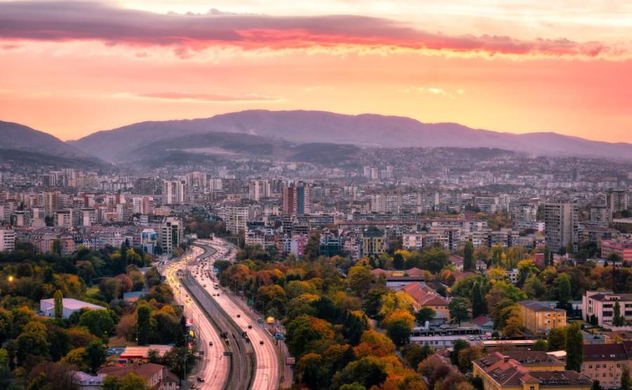 Bulharsko cesty